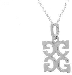 India Hicks Love Letters in Silver - G