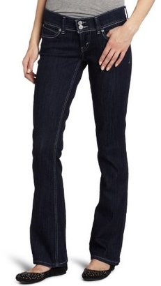 Levi's 524 Back Flap Pocket Styled Skinny Bootcut Jean