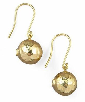 Ippolita Hammered Ball Earrings