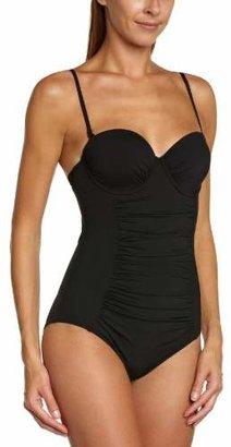 Esprit Bodywear Women'S One Piece Suit Plain Or Unicolorone Piece - - (Brand Size: 42B)
