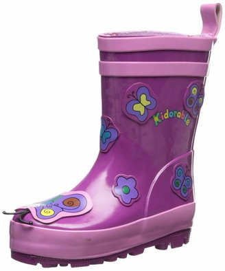 Kidorable Baby Girls' Butterfly Rain Boot Kid