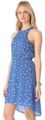 Splendid Parisian Tulip Dress
