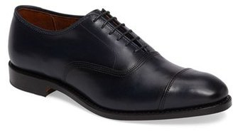 Men's Allen Edmonds Park Avenue Oxford $395 thestylecure.com