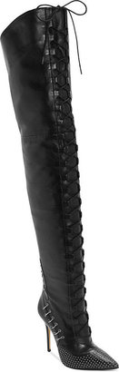 Truth or Dare by Madonna Shoes, Selanne Over The Knee Boots