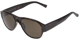 Dries Van Noten Linda Farrow By Oversized sunglasses