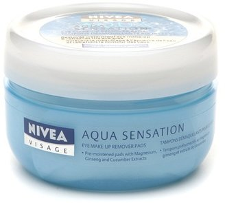 Nivea Aqua Sensation Eye Make-up Remover Pads