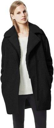 Theory Datyah K Coat in Amazing Wool Blend
