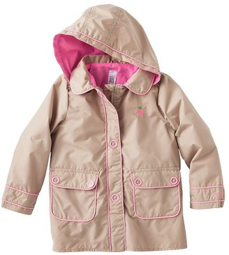 Carter's strawberry jacket - girls 4-6x