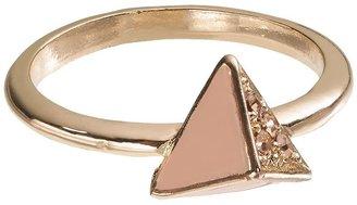 Lauren Conrad pyramid ring