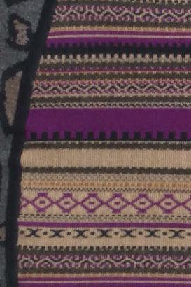 Cut25 Cut 25 Jacquard knit Skirt in Orchard