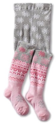Jefferies Socks Little Girls' Nordic Tight