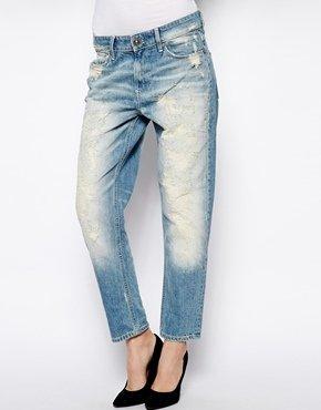 G Star G-Star 3301 Skinny Jeans - Blue