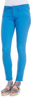 Vince Riley Lightweight Legging Jeans, Cote d'Azure