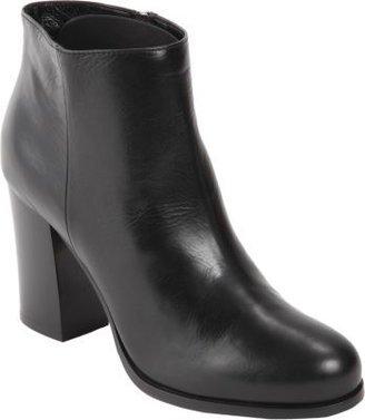 Prada Block Heel Ankle Boot