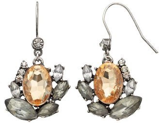 Vera Wang Simply vera drop earrings