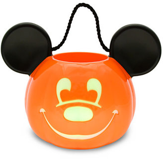 Disney Light-Up Jack O'Lantern Mickey Mouse Trick or Treat Bucket
