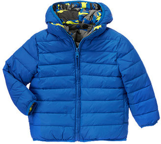 Gymboree Reversible Puffer Jacket
