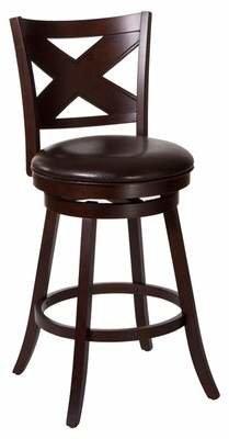 "Hillsdale Furniture Ashbrook 25.75"" Swivel Bar Stool Furniture"
