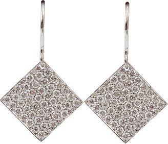 Irene Neuwirth JEWELRY Small Diamond Shaped Earrings