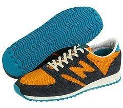 New Balance U420 - 09 (Orange) - Footwear