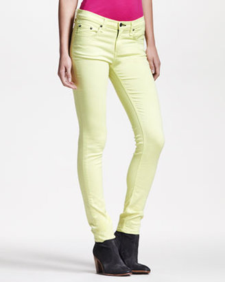 Rag and Bone The Skinny Canary Jeans