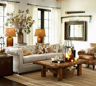 Pottery Barn Chesterfield Grand Sofa