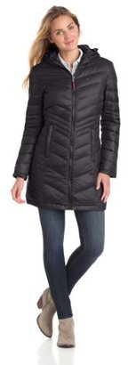 Tommy Hilfiger Women's Marya Packable Down Coat