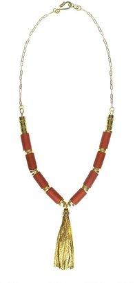 Jenny Bird Mantra Necklace