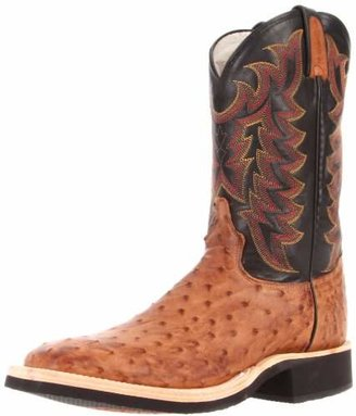 Tony Lama Men's Full Quill Ostrich 8987 Boot