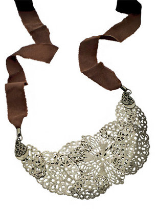 Sorrelli Masquerade Necklace
