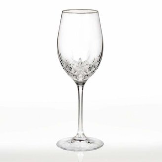 Waterford Lismore Essence Platinum White Wine Glass