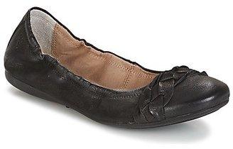 Dream in Green TIRIOLA women's Shoes (Pumps / Ballerinas) in Black