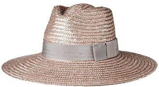 Brixton Joanna Hat (Honey) Caps