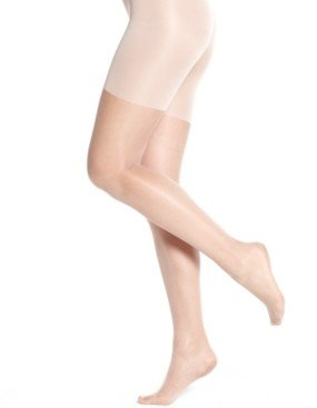 Hue Women's Sheer Shaper Pantyhose