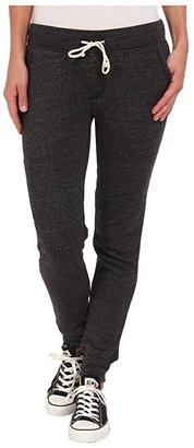 Alternative Fleece Jogger Pant (Eco Black) Women's Casual Pants