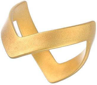 Shlomit Ofir Gold Four Angles Urban Ring