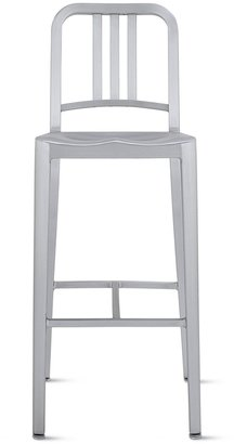 Design Within Reach 1006 Navy Barstool