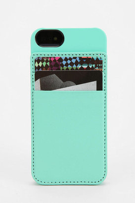 Urban Outfitters BOOSTCASE iPhone 5 Wallet Case
