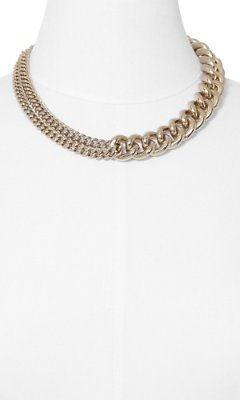 Express Short Status Link Necklace