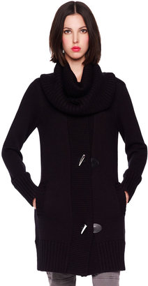 MICHAEL Michael Kors Michael Kors Sweater Coat