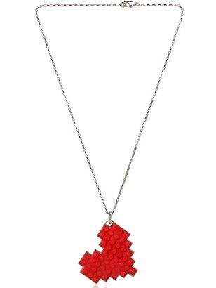 Les Petits Joueurs Bricks Of Love Necklace