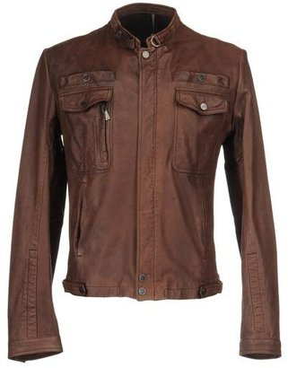 Gazzarrini IL_LIMITED BY Leather outerwear