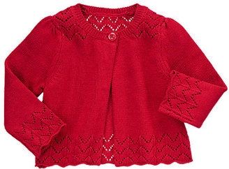Gymboree Pointelle Sweater Cardigan