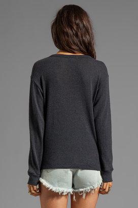 LnA Carter Zip Sweater