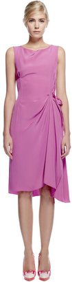Nina Ricci Preorder Satin Dress