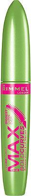 Rimmel The Max Volume Flash Bold Curves Mascara - Black