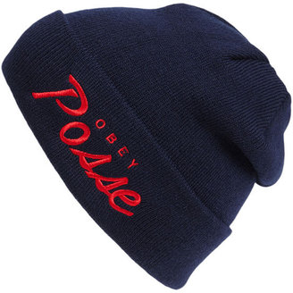 Obey 'The Posse' Beanie