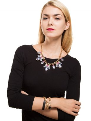 BaubleBar Electric Scarab Collar