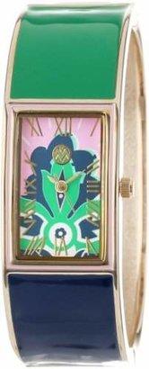 Macbeth Women's MBW040 Multi-Colored Bangle Watch