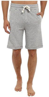 2xist Core Terry Short (Light Grey Heather) Men's Shorts